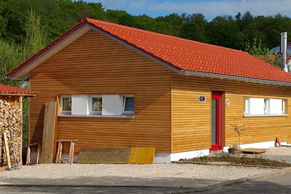 Holzrahmenbau – Neubau