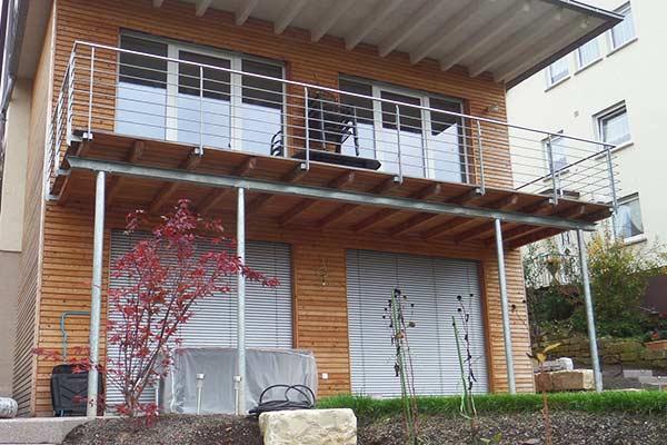 Relativ Mehrfamilienhaus – Anbau   Dangel Holzbau UY85